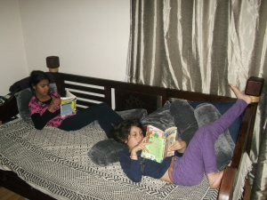 Ishthara &Kashmira Reading