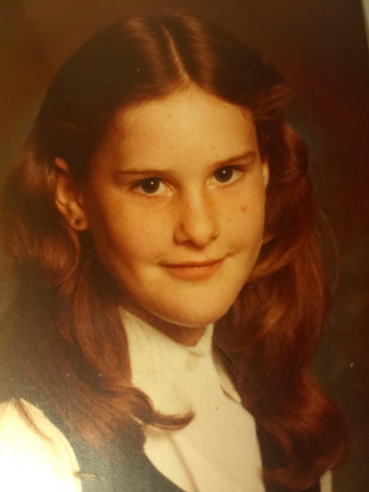 Hazel Aged 9