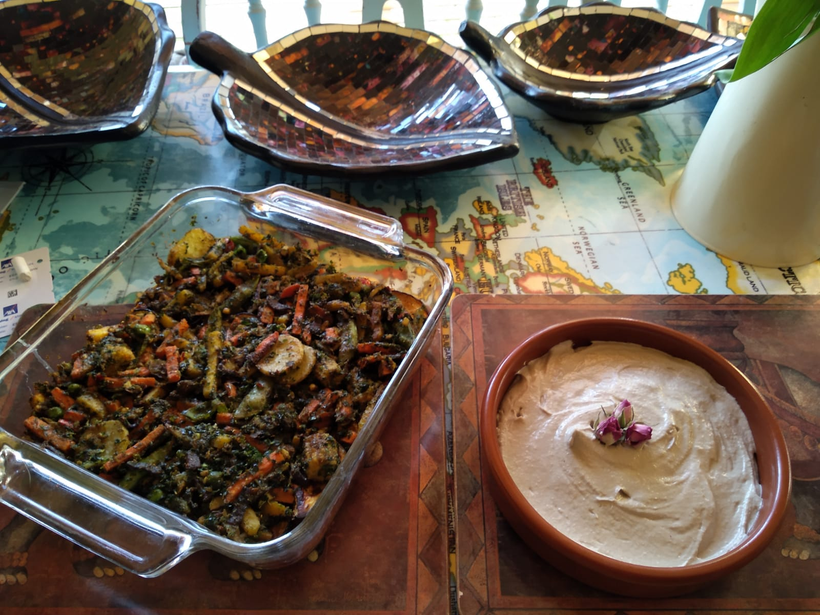 Vegan Egyptian Mousakka