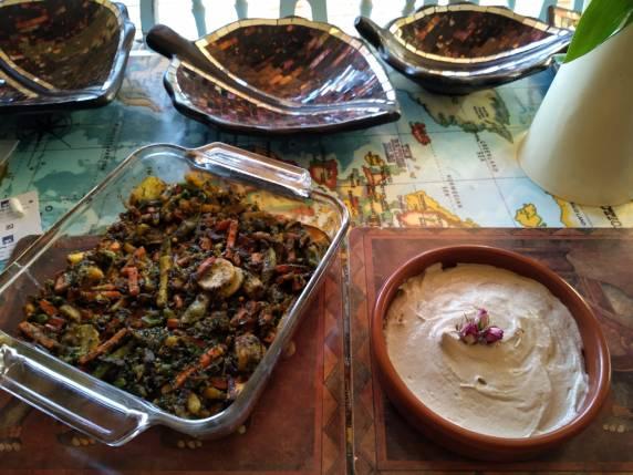 Vegan Egyptian Mousakka